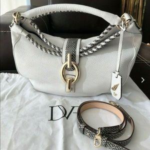 Diane Von Furstenberg Bags - Diane Von Furstenberg DVF Sutra Leather Bag